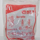 2009 McDonald's Happy Meal Toy Ice Age 3 Dawn of Dinosaurs - SCRATTE