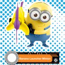 2017 McDonald's Illumination Despicable ME 3 - Banana Launcher Minion