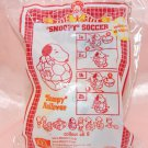 2006 McDonald's Happy Meal Toy Snoopy Soccer - Snoopy Rollover