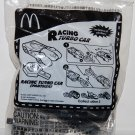 "2007 McDonald's Sanrio Happy Meal Toy - Black Racing Turbo Car "" PANTHER"""