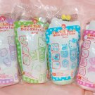 2006 McDonald's Sanrio Hello Kitty Tube FULL Set of 4 Artist Beauty Décor's Do's
