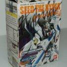 USED 2008 Bandai Seed the Hyper Hyperbird Akatsuki Gundam Figure MISSING PARTS