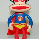 "USED Paul Frank Superman Look Figure 5.5"" H"