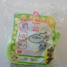 2004 McDonald's Hamtaro - Panda Green Spinner