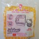2003 McDonald's Sanrio Hello Kitty Dear Daniel - Florist Hello Kitty