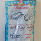 2003 McDonald's Sanrio Happy Meal Toy Shinkansen 1 & Blue Rails