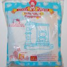 2001 McDonald's Sanrio Happy Meal Toy Hello Kitty's Playground - Mimmy's Fancy Swing