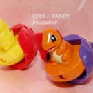 USED 2004 McDonald's Happy Meal Toy Pokemon Pikachu Squirter 2 pcs