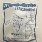 2016 McDonald's Happy Meal Toy Transformers - Strongarm