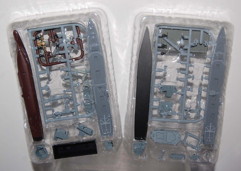 F Toys 1/1250 Navy Kit Warship Battleship Vol 4 #3A #3B DD116
