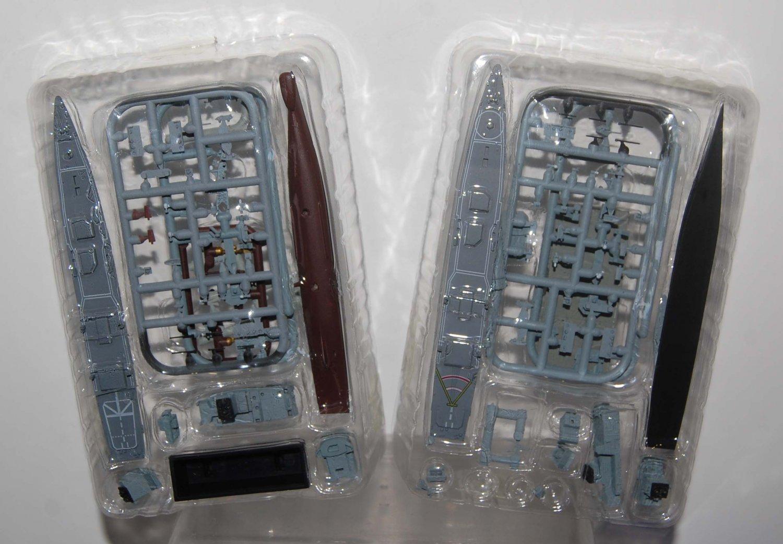 F Toys 1/1250 Navy Kit Warship Battleship Vol 4 #4A #4B DD111