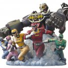 "Bandai Power Rangers Strike Solid Vol 1 Plastic Action Figure - Car Ranger 4""H"