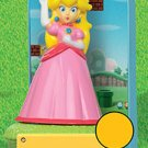 2017 McDonald's Nintendo Happy Meal Toy Super Mario - Princess Peach