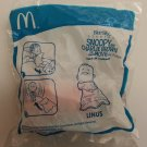 McDonald's Happy Meal Snoopy and Charlie Brown The Peanuts Movie Only in Cinemas - Linus
