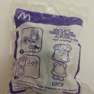 McDonald's Happy Meal Toy Snoopy and Charlie Brown The Peanuts Movie Only in Cinemas - Lucy