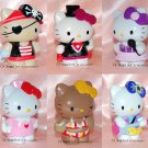 Sanrio 7-11 Hello Kitty On Stage Cosplay Figure Set of 12 + 4 SP