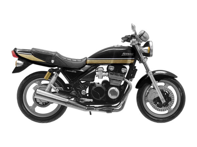 F Toys 1/24 Vintage Bike Vol 3 Kawasaki Zephyr X 2001 G5 Type #05