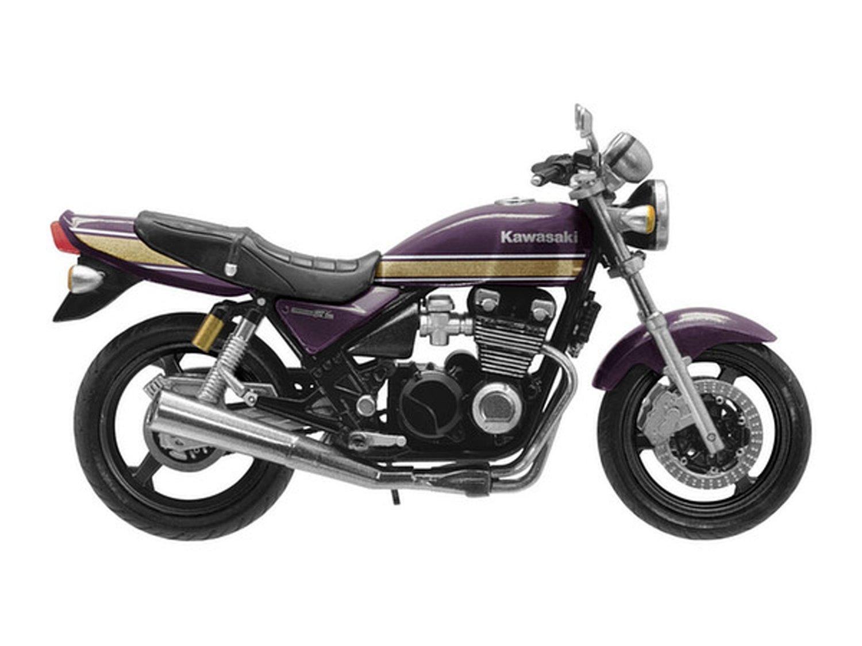 F Toys 1/24 Vintage Bike Vol 3 Kawasaki Zephyr X 2004 G8 Type #07