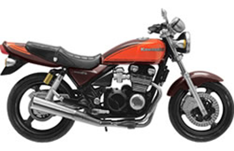 F Toys 1/24 Vintage Bike Vol 3 Kawasaki Zephyr X 2008 G8F Type #010