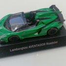 F Toys 1/64 Lamborghini TRE Roadster Della Passione (SP) - Avenador Roadster Green