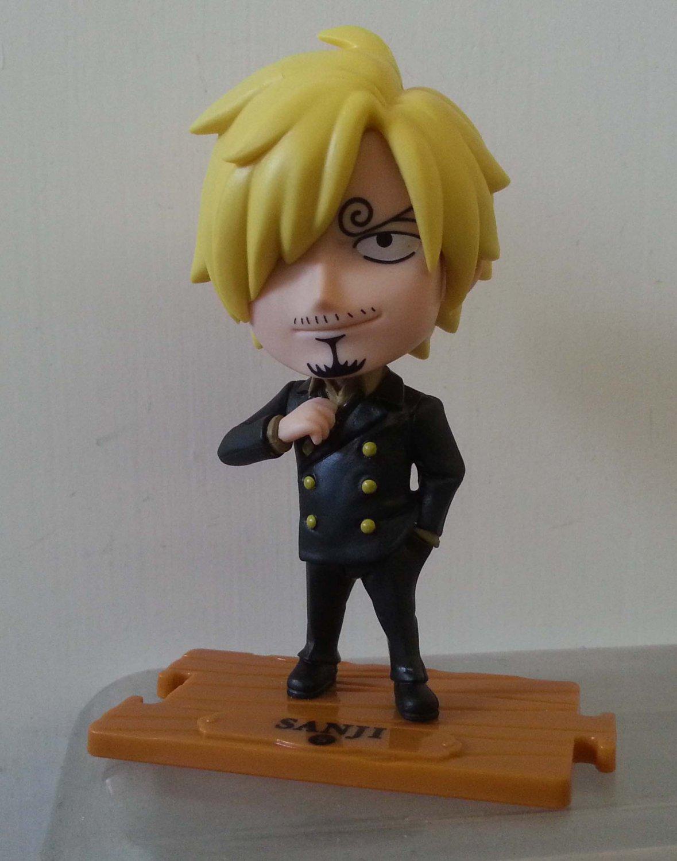"7-11 One Piece The New World Figure - SANJI 3"" H"