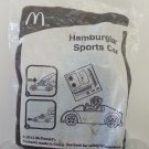 McDonald's Happy Meal Toy Hamburglar Sports Car w/ stickers