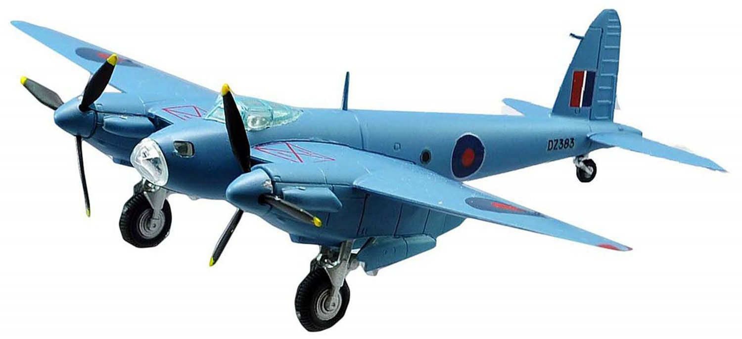 F Toys 1/144 Wing Kit Collection WKC VS 8 #1B DH 98 Mosquito PR 4 Airforce 540 Squadron