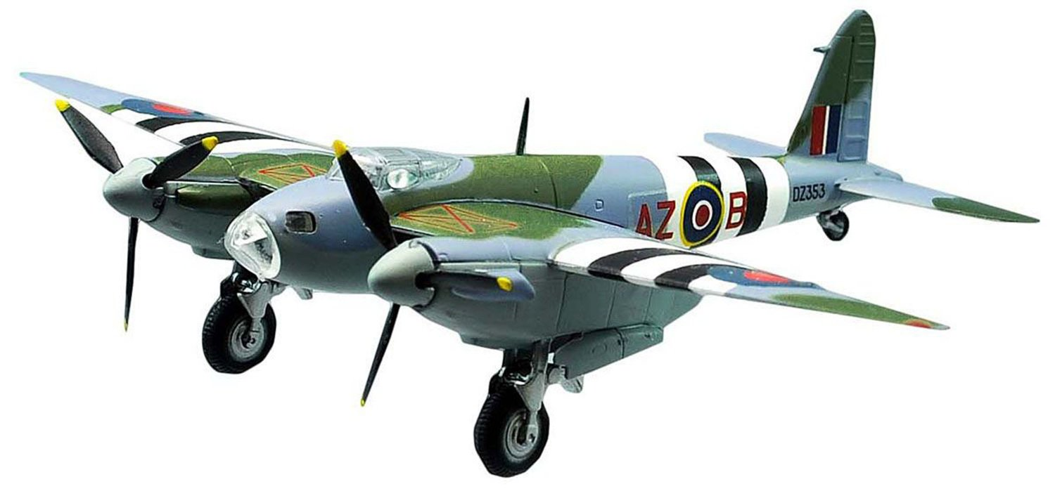 F Toys 1/144 Wing Kit Collection WKC VS 8 #1D DH 98 Mosquito B 4 Airforce 627 Squadron