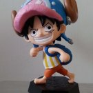 2016 HK 7-11 One Piece Chopper World Figure - Chopper Luffy 9.5 cm H w/ base