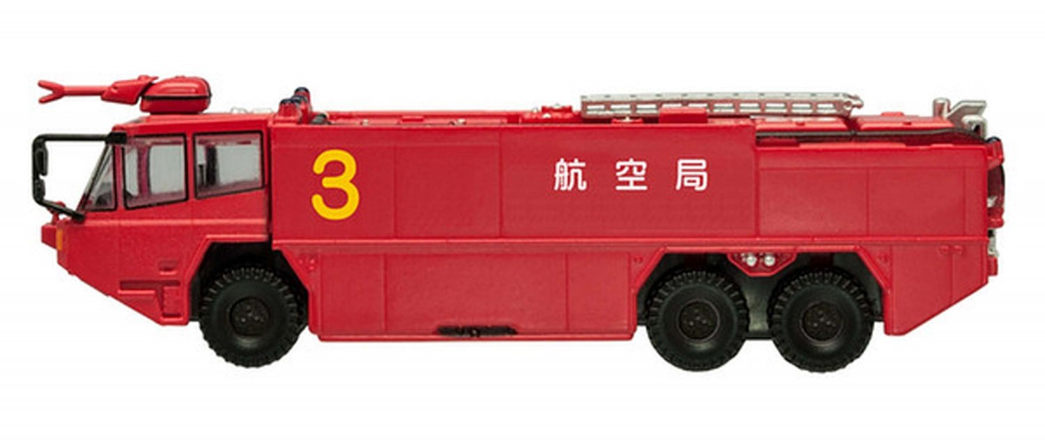 F Toys 1/150 Japanese Airport Chemical Fire Engine Vol 2 #1B MAF-60A Niigata Airport