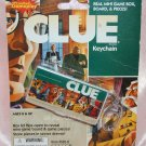 Hasbro Mini Board Game CLUE Key Ring