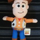 "Disney Pixar Toy Story Woody Soft Plush Doll 15"" H / 38 cm H"