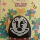 Hong Kong Disneyland Metal Pin Magic Access Exclusive - Mickey Minnie