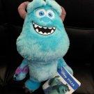 """Disney Pixar Monster University James P. Sully Plush Doll 10"""" H / 25 cm H"""