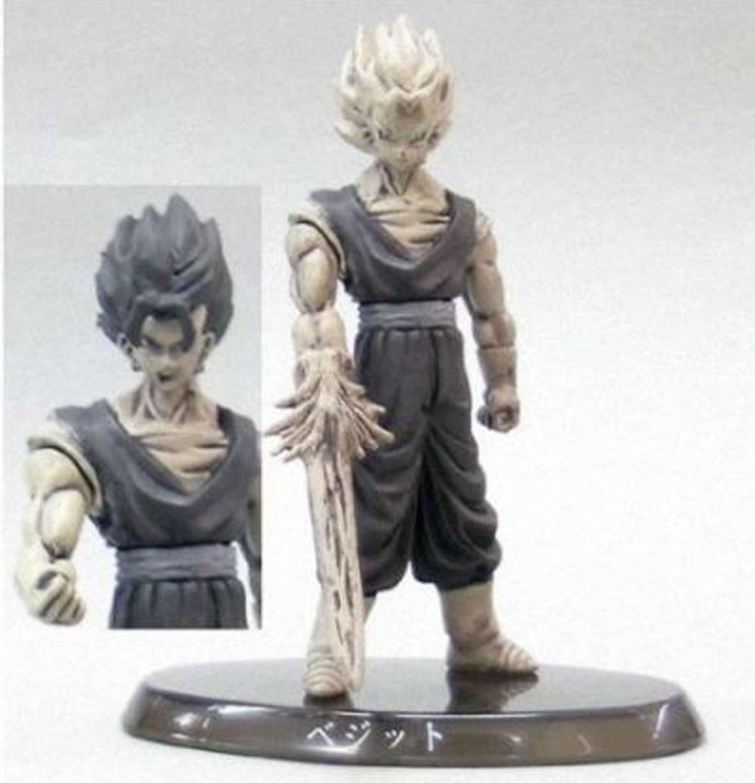 Bandai Dragon Ball Z Soul of Hyper Figuration Vol 9 MONO TONE SS Vegetto w/ changable head sword