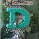 Banpresto One Piece The legend of Gol-G-Roger Carabiner Monkey D Dragon Keychain