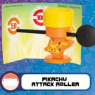 2019 McDonald's Happy Meal Toy Pokemon Asia - Pikachu Attack Roller