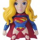 "DC Comic Metal Die Cast Figure - Supergirl Super Girl 2.5"" H / 6 cm H"