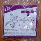 2014 McDonald's Happy Meal Toy How To Train Your Dragon 2 - Baby Scuttleclaws