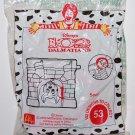 McDonald's Disney Happy Meal Toy 102 Dalmatians Dog #53 Soot
