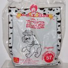 McDonald's Disney Happy Meal Toy 102 Dalmatians Dog #57 Engineer
