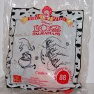 McDonald's Disney Happy Meal Toy 102 Dalmatians Dog #88 Cookie