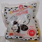 McDonald's Disney Happy Meal Toy 102 Dalmatians Dog #18 Tube