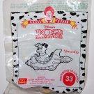 McDonald's Disney Happy Meal Toy 102 Dalmatians Dog #33 Spaceship
