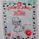 McDonald's Disney Happy Meal Toy 102 Dalmatians Dog #2 Light Heart