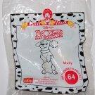 McDonald's Disney Happy Meal Toy 102 Dalmatians Dog #64 Muffy