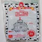 McDonald's Disney Happy Meal Toy 102 Dalmatians Dog #20 Lavendar