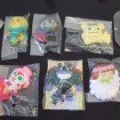Bandai Anpanman Characters Figure Magnet 10 nos Gashapon Capsule Toy