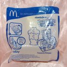 2014 McDonald's Happy Meal Toy SpongeBob SquarePants - Treasure Keeper w/ Puzzle Inside