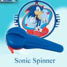 McDonald Happy Meal Toy Sonic X - Sonic Spinner